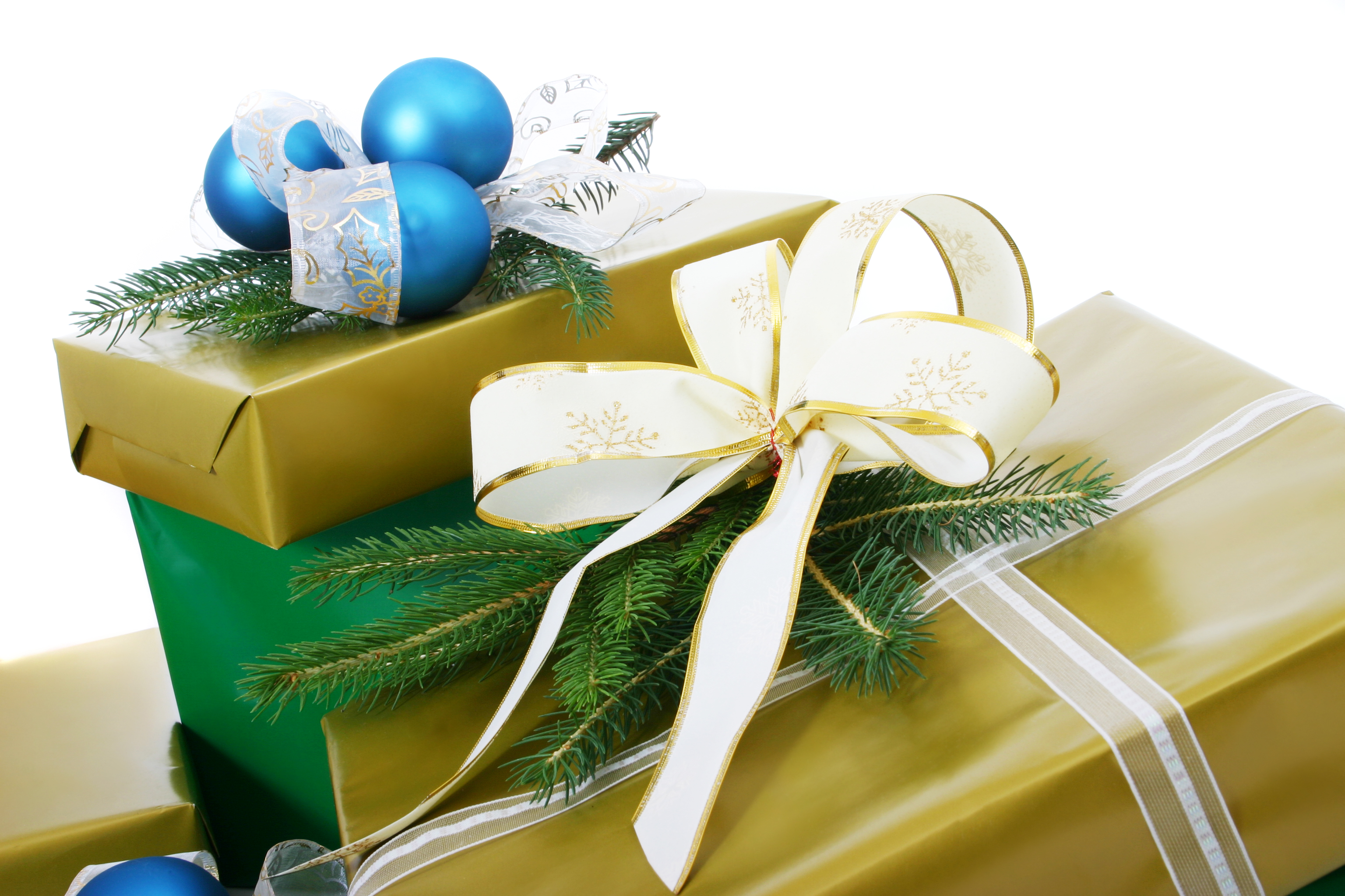 Tis the Season for Receiving – Part 1 of 2